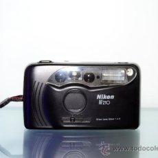 Cámara de fotos: NIKON AF 210. Lote 38688340