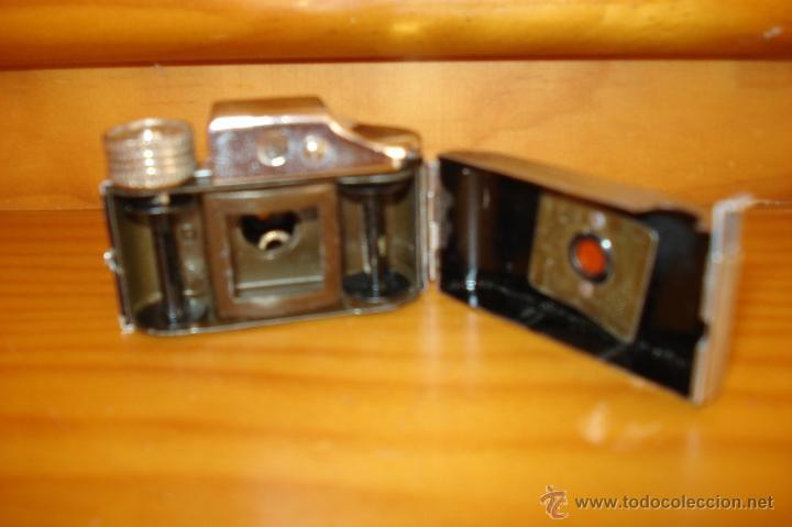 Cámara de fotos: Máquina fotografica mini - Foto 3 - 39695916