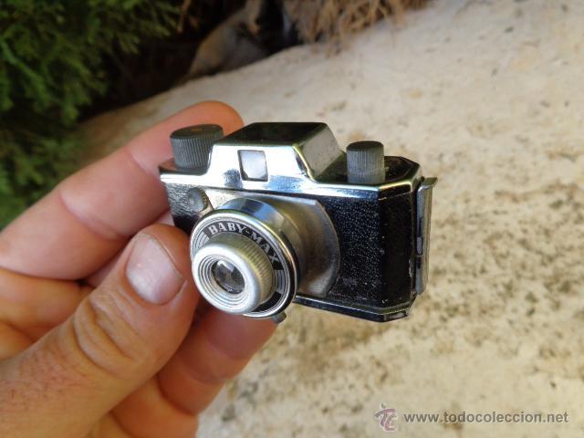 Cámara de fotos: Pequeña y preciosa camara baby max funciona - Foto 3 - 40349784