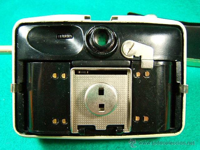 Cámara de fotos: PENTI II-WELTA-31874-GERMANY 12/2034-OBJ:DOMIPLAN V I 3,5/30-MEYER OPTIK-ORIGINAL SISTEMA DE CARGA - Foto 11 - 40862952