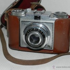 Cámara de fotos: (M) CAMARA MARCA ZEISS IKON CONTINA PRONTOR - SVS CON ESTUCHE , TAL COMO SE VE EN LA FOTOGRAIA. Lote 41045974