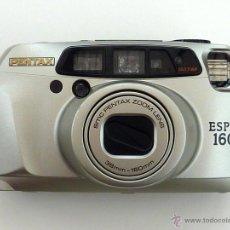 Cámara de fotos: CAMARA PENTAX 35 MM - SPIO 160. Lote 41289688