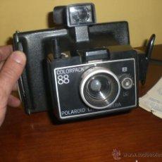 Cámara de fotos: CÁMARA DE FOTOS POLAROID COLORPACK 88. A ESTRENAR, DE TIENDA.. Lote 41337841