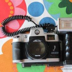 Cámara de fotos: CAMARA DE FOTOS NOKINA NK 3030 CON FLASH. Lote 41351317