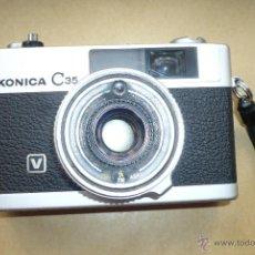 Cámara de fotos: KONICA C35. Lote 42048550