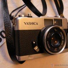 Cámara de fotos: ANTIGUA CAMARA DE FOTOS YASHICA EN BUEN ESTADO GENERAL. Lote 42114235