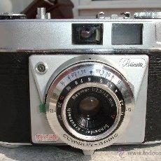 Cámara de fotos: CAMARA KODAK RETINETTE, CON FUNDA, - , COMO NUEVA. Lote 42179663