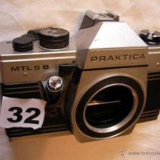 Cámara de fotos: ANTIGUA CAMARA PRAKTICA MTL 5B EN BUEN ESTADO DE FUNCIONAMIENTO. Lote 42453096