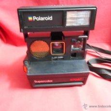 Cámara de fotos: CAMARA FOTOS POLAROID SUPERCOLOR 670 AF-MODELO RARO-. Lote 42464034