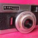 Cámara de fotos: CAMARA DACORA D101 RAPID 1964 MADE IN WESTERN GERMANY - DIFICIL -. Lote 42570367
