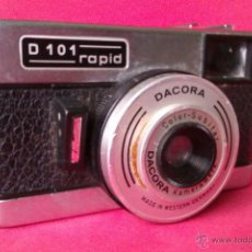 Cámara de fotos: CAMARA DACORA D101 RAPID 1964 MADE IN WESTERN GERMANY - DIFICIL -. Lote 42570367