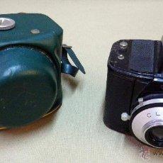 Cámara de fotos: CAMARA FOTOGRAFICA AGFA CLACK , ALEMANIA, 1953. Lote 42662886
