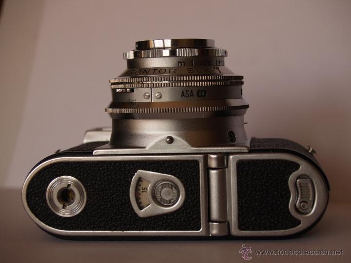 Cámara de fotos: VOIGTLANDER VITOMATIC I / FUNCIONANDO / EXCELENTE ESTADO - Foto 3 - 43052051