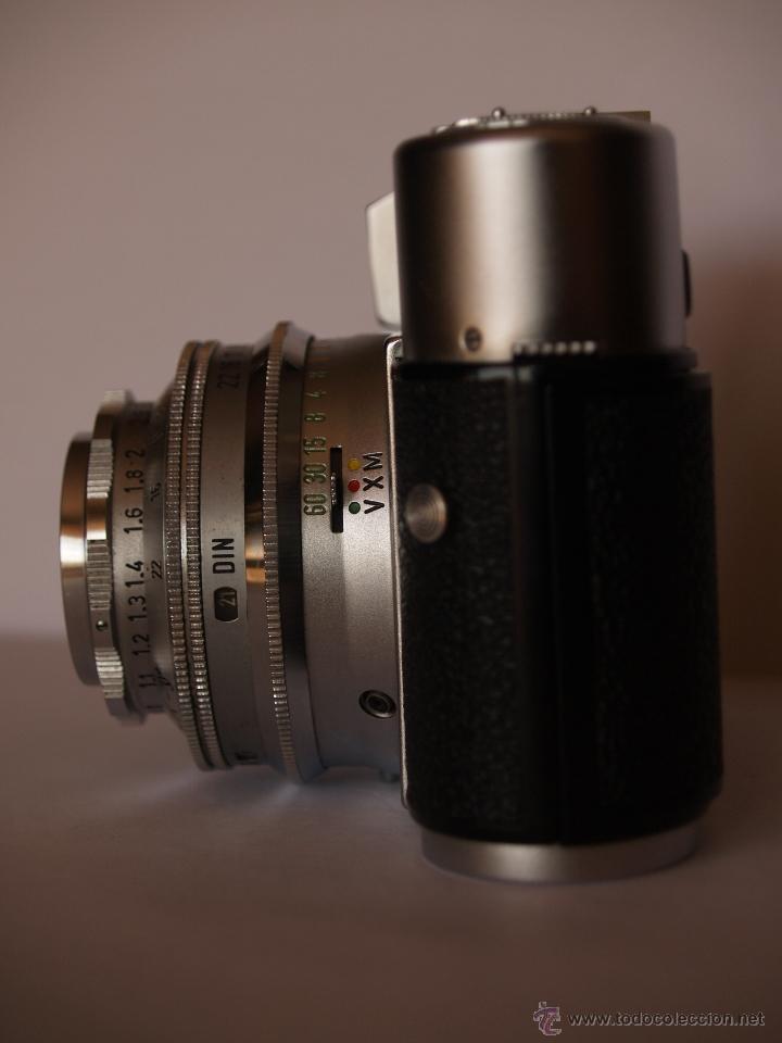 Cámara de fotos: VOIGTLANDER VITOMATIC I / FUNCIONANDO / EXCELENTE ESTADO - Foto 5 - 43052051