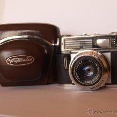 Cámara de fotos - VOIGTLANDER VITOMATIC I CS + FUNDA / EXCELENTE ESTADO Y FUNCIONANDO - 43064521