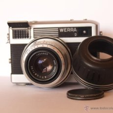 Photo camera - CARL ZEISS JENA WERRA 2 / FUNCIONANDO / MUY BUEN ESTADO - 43077520
