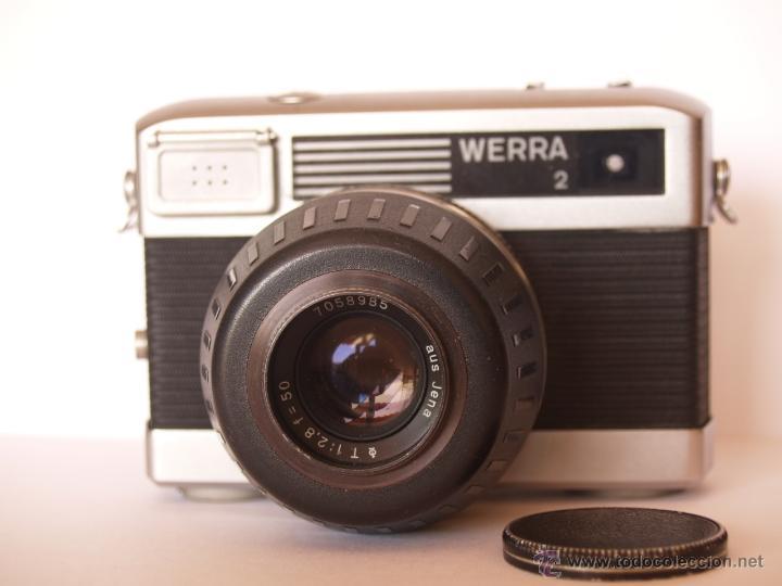 Cámara de fotos: CARL ZEISS JENA WERRA 2 / FUNCIONANDO / MUY BUEN ESTADO - Foto 3 - 43077520