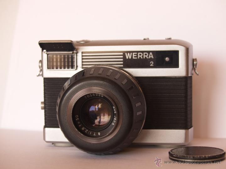 Cámara de fotos: CARL ZEISS JENA WERRA 2 / FUNCIONANDO / MUY BUEN ESTADO - Foto 4 - 43077520