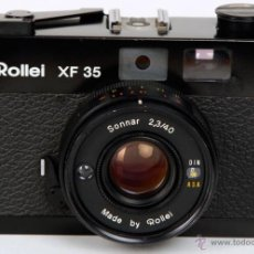 Fotocamere: ROLLEI XF 35. Lote 219044338