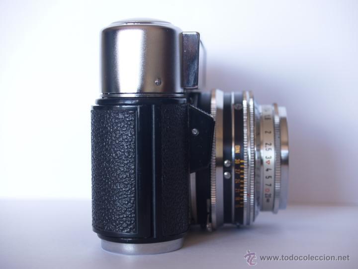 Cámara de fotos: VOIGTLANDER VITOMATIC IIb / FUNCIONANDO Y EN EXCELENTE ESTADO - Foto 5 - 43108183
