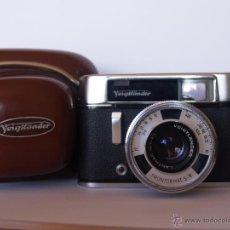 Cámara de fotos: VOIGTLANDER DYNAMATIC I (1.959) / FUNCIONANDO Y EN EXCELENTE ESTADO. Lote 43109058
