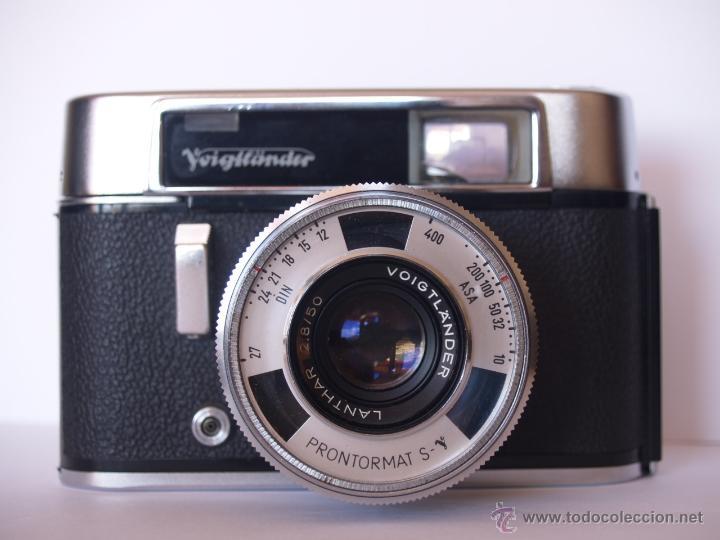 Cámara de fotos: VOIGTLANDER DYNAMATIC I (1.959) / FUNCIONANDO Y EN EXCELENTE ESTADO - Foto 2 - 43109058