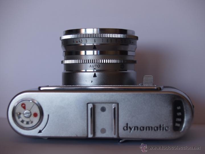 Cámara de fotos: VOIGTLANDER DYNAMATIC I (1.959) / FUNCIONANDO Y EN EXCELENTE ESTADO - Foto 3 - 43109058
