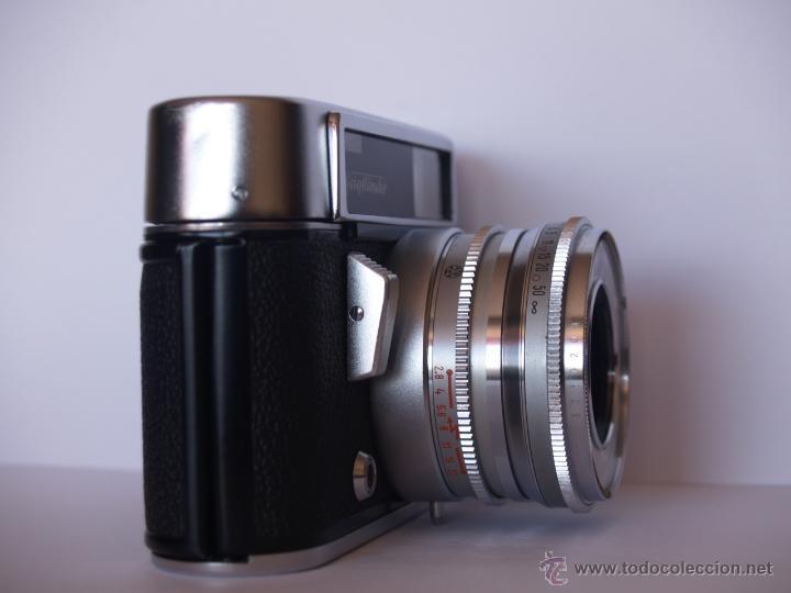 Cámara de fotos: VOIGTLANDER DYNAMATIC I (1.959) / FUNCIONANDO Y EN EXCELENTE ESTADO - Foto 5 - 43109058