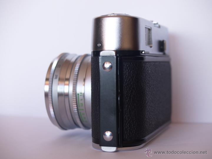 Cámara de fotos: VOIGTLANDER DYNAMATIC I (1.959) / FUNCIONANDO Y EN EXCELENTE ESTADO - Foto 6 - 43109058