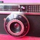 Cámara de fotos: CAMARA AGFA ISOMATIC RAPID PARATIC 4.5 38MM AÑOS 60 MADE IN GERMANY MUY BUEN ESTADO. Lote 151835874