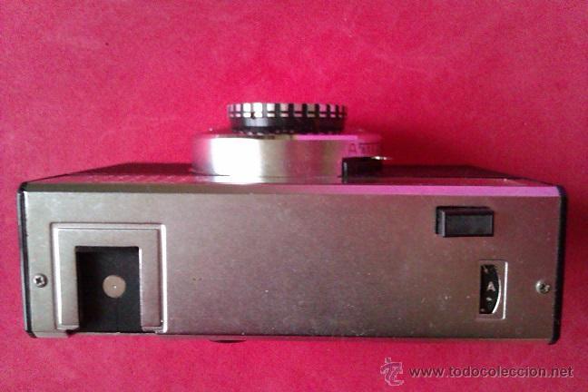 Cámara de fotos: CAMARA AGFA ISOMATIC RAPID PARATIC 4.5 38MM AÑOS 60 MADE IN GERMANY MUY BUEN ESTADO - Foto 4 - 151835874