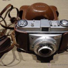 Cámara de fotos: CAMARA KODAK RETINETTE 1959 CON FUNDA. Lote 43539726