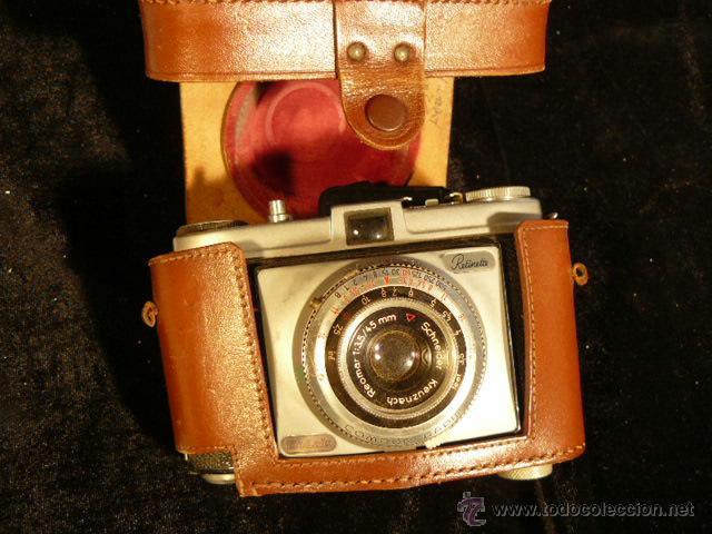 CAMARA FOTOGRAFICA KODAK RETINETTE (Cámaras Fotográficas - Clásicas (no réflex))