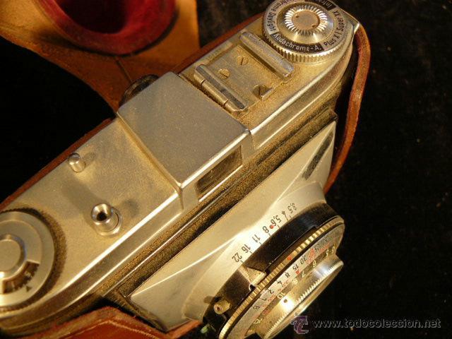Cámara de fotos: CAMARA FOTOGRAFICA KODAK RETINETTE - Foto 5 - 44255588