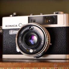 Cámara de fotos: KONICA C35 (#1). Lote 44909190