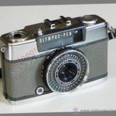 Cámara de fotos: ANTIGUA CÁMARA DE FOTOS OLYMPUS PEN EE-2 - AÑOS 60 70 VINTAGE MÁQUINA - FOTOGRÁFICA FOTOGRAFÍA - EE2. Lote 46418934