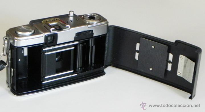 Cámara de fotos: ANTIGUA CÁMARA DE FOTOS OLYMPUS PEN EE-2 - AÑOS 60 70 VINTAGE MÁQUINA - FOTOGRÁFICA FOTOGRAFÍA - EE2 - Foto 4 - 46418934
