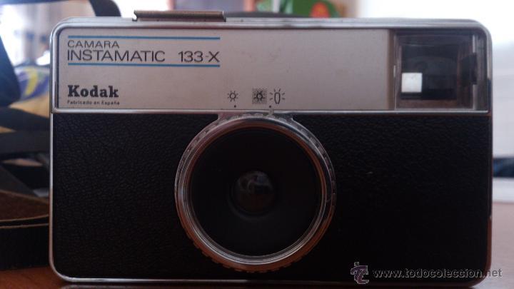 Cámara de fotos: Kodak Instamatic - Foto 2 - 46444040