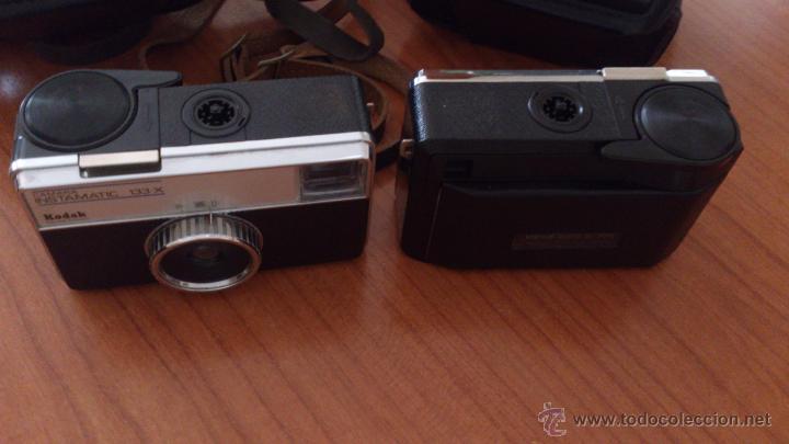 Cámara de fotos: Kodak Instamatic - Foto 3 - 46444040