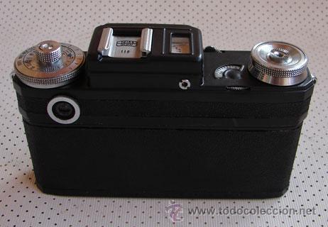 Cámara de fotos: Zeiss Ikon Contax IIIa Copia de la edición especial lacada en Negro - Foto 3 - 154128564