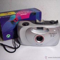 Cámara de fotos: CAMARA CHARMAN BIG MINI M-101 (FOCUS FREE 35MM CAMERA) . Lote 46711106