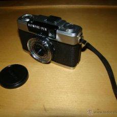 Cámara de fotos - Antigua cámara OLYMPUS PEN EE-3 - 46878680