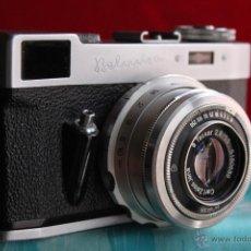 Cámara de fotos - Welta Belmira (Pentacon) Objetivo Tessar 50mm 1:2,8 - 48484052