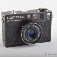 Cámara de fotos: CARENA MICRO COMPACT. Lote 48586264
