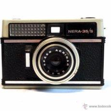 Cámara de fotos: CÁMARA NERA 35/S PLATA. Lote 48748024