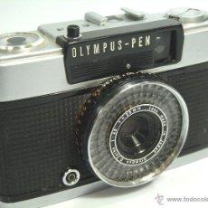 Cámara de fotos: CAMARA FOTOS CLASICA - OLYMPUS PEN EE-3 - JAPAN 1973 - ¡¡FUNCIONANDO¡¡. Lote 72087617