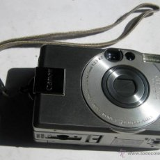 Cámara de fotos: CANON IXUS 330+ COMPLEMENTOS. Lote 48990306
