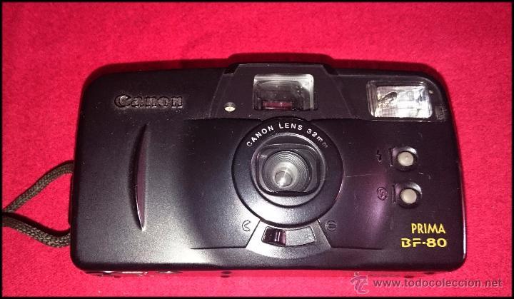 CANON PRIMA BF 80 (Cámaras Fotográficas - Clásicas (no réflex))