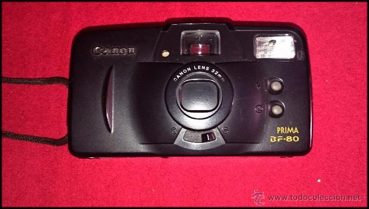 Cámara de fotos: Canon Prima BF 80 - Foto 2 - 49202770
