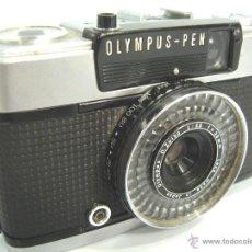 Cámara de fotos - CAMARA FOTOS CLASICA - OLYMPUS PEN EE-3 - JAPAN 1973 - ¡¡FUNCIONANDO¡¡ - 49306051
